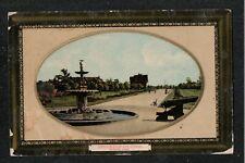 Stockton on Tees Ropner Park 1900's Postcard ~ Co Durham