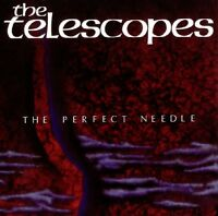 "THE TELESCOPES The Perfect Needle 1989 UK 12"" Vinyl Single EXCELLENT CONDITION"