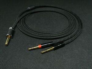 Custom Headphone Cable Sony / Beyerdynamic T1, Amiron - Dual 3.5mm Extended plug