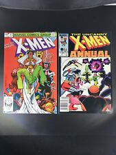 Marvel X-Men King-Size Annuals #6, 7, 8, 9, 10, 11, 12, 15 (8 book lot)