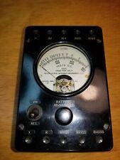 Vintage Weston Electrical Instruments - Model 564 3C