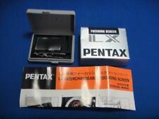 New listing Pentax Lx Camera Interchangeable Focusing Screen Sg-20 Japan Mib New Nos #2