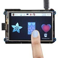 Adafruit 2441, pitft PLUS 3.5in resistivi Touch Screen aggiungere a bordo per Raspberr