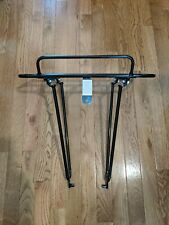 Gamoh Porteur FRONT Bicycle Rack KCL-3F BLACK Minoura Touring Bike Bicycle