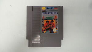 Bad Dudes v Dragon Ninja NES Game