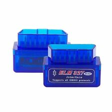 Super MINI ELM327 V1.5 Bluetooth OBD2  Diagnostic Code Reader For Android/Torque