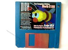 60260 Disk 32 CU Amiga - Sculpt Animate 4D Jr / Powerpacker Professional 3.0 - C
