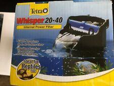 Whisper 20 - 40 Internal Power Filter NEW