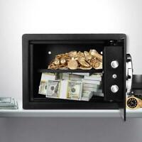 Digital Electronic Safe Box Keypad Lock Security Home Gun Cash Jewelry Gold
