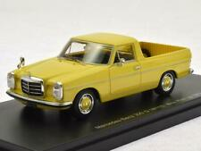 Mercedes W115 Pick-up Argentina 1974 Light Yellow 1:43 Model NEO SCALE MODELS