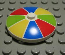 LEGO GIALLO PIASTRA con scollo ALA 2 pezzi 43719 4 x 4