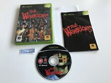 The Warriors - Microsoft Xbox - PAL FR - Avec Notice