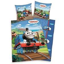 Thomas und seine Freunde die kleine Lokomotive Bettwäsche Kinder Baumwolle