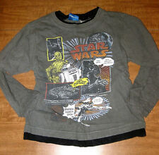 "STAR WARS longsleeves T shirt ""Laugh it up Fuzzball"" youth XS comic-book art tee"