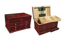 The Landmark Desktop Cigar Humidor by Prestige Import Group