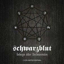 SCHWARZBLUT Gebeyn aller Verdammten LIMITED 2CD BOX 2014