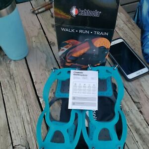 Kahtoola NANOspikes Footwear Traction System - Size Small - New - Open Box
