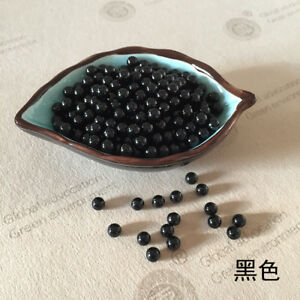 100 Pieces Top Quality Faux Pearl Round Loose Beads from 4mm to 22mm