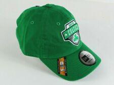 Boston Celtics New Era NBA Green Adjustable Strapback Dad Cap Hat