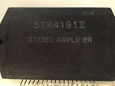 STK4191II Sanyo Hybrid Integrated Circuit (VDML)