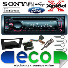 Sony Car Stereos & Head Units for Mondeo