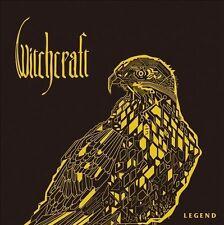 Witchcraft - Legend CD 2012 digipack Nuclear Blast doom Sweden bonus track