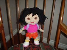 Gund Dora The Explorer Doll Soft Stuffed 12 Inch 2001
