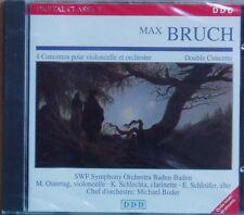 CD Bruch 4 Concertos pour Violoncelle & Orch. Ostertag SWFSO Boder 92 neu & ovp