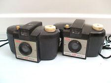 "Kodax Vintage 127 'Brownie' Bakelite Camera With Another 5.5""Long"