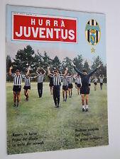 HURRA JUVENTUS # N°8 1966 #  JUVE IN RITIRO
