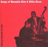 Memphis Slim - Songs of Memphis Slim and Wee Willie Dixon [New CD]