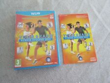 Wii u Your Shape Fitness Evolved 2013 Compleet