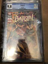 Batgirl #50 2nd Print Variant (2020) NM DC Comics 2nd Print CGC 9.8