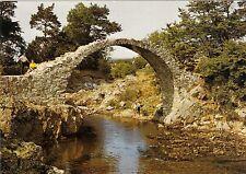 Postcard - Carrbridge - The Old Bridge