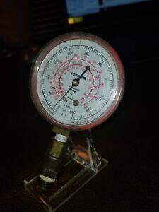 Robinair 11693 Repl. Pressure Gauge Steampunk