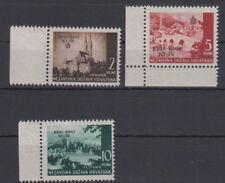 Croatia NDH 1942 MNH **