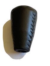 MAZDA MX5   Black Leather GEAR KNOB