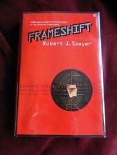 Robert J. Sawyer -FRAMESHIFT - 1st/1st - SIGNED