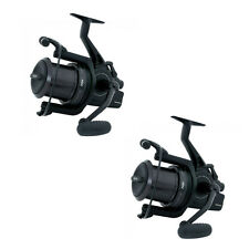 Fox NEW EOS 12000 FS Carp Fishing Big Pit Reel x2 - CRL075