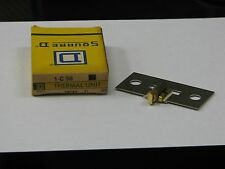 Overload Relay Thermal Unit C58 Square D