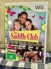 Saddle Club Wii Game Complete