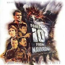 Force 10 From Navarone - Complete Score - Limited 3000 - Ron Goodwin