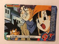 Dragon Ball GT PP Card 30