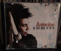 Antonino Spadaccino-Il Re Del R'n'B Cd Single NM/NM 2008