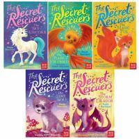 Paula Harrison 5 Books Collection Secret Rescuers Series The Storm Dragon New