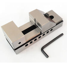 "63mm 2-1/2"" Quick Action Precision Machine Vice Fully Ground Hardened Tool maker"