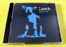 Lamb - What Sound: Deluxe ~ 2-Disc Music CD / DVD Video Set ~ Rare BMG Direct
