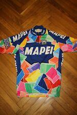 Bike Cycling Shirt JERSEY SMS SANTINI Mapei size S