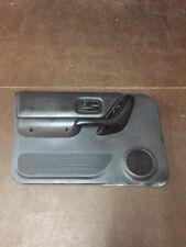 97-01 JEEP CHEROKEE XJ SPORT CLASSIC POWER DRIVER SIDE DOOR PANEL OEM AGATE Sale
