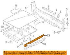 BMW OEM 14-16 328i GT xDrive Interior-Rear-Rail Right 51477298060